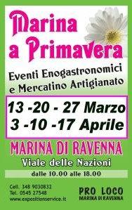Mercatini di Primavera 2011 a Marina di Ravenna