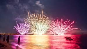 Fuochi d'Artificio - Notte Rosa 2016