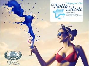 Notte Celeste 2014