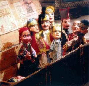 La tradizione ravennate delle marionette