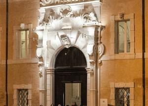 Ingresso Palazzo Testi Rasponi