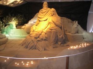 Presepe di Sabbia - Marina di Ravenna