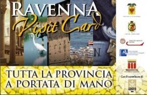 La nuova Card per vivere Ravenna, tra arte, cultura, divertimento e shopping!